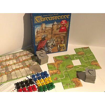 Carcassonne Grundspiel - altes Layout