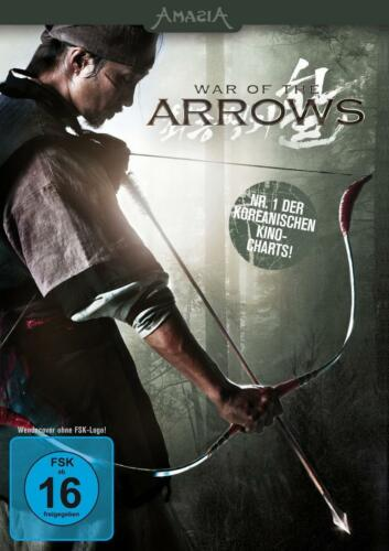 1 von 1 - DVD War of the arrows, MoosChae-won, Nr. 1 der koreanischen Kino Charts wie neu