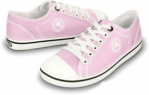 CROCS Hover Lace Up Canvas Girls Shoes