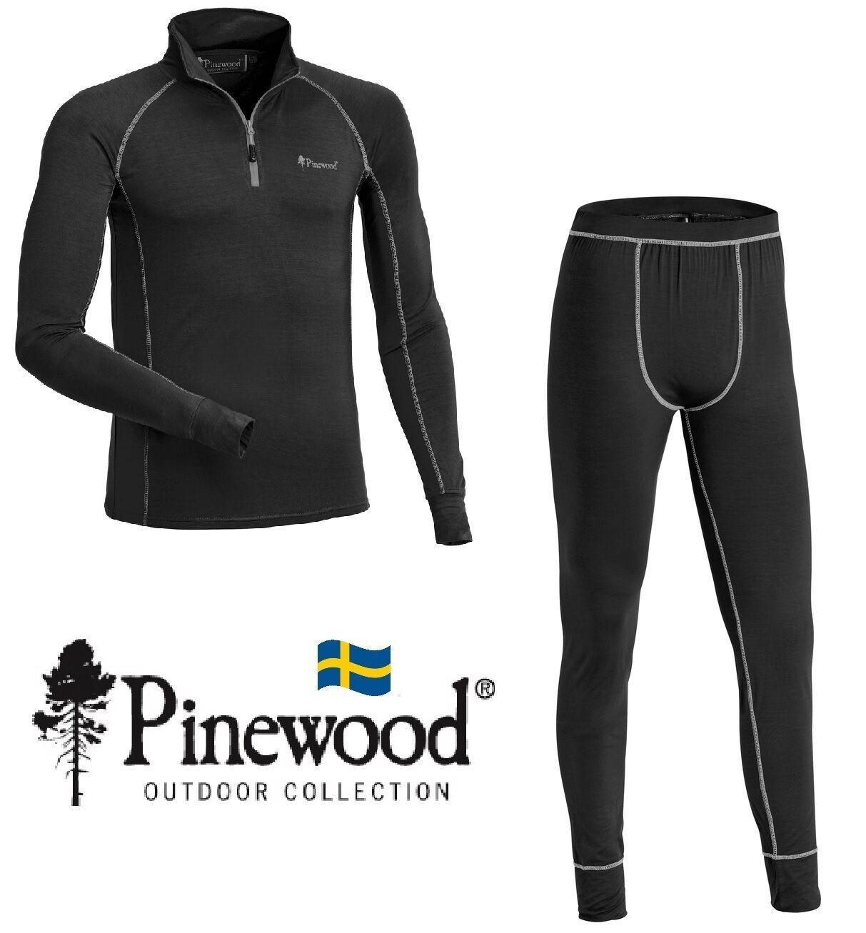 Pinewood  ®  Bamboo  ropa interior set-antibacteriano  alta calidad