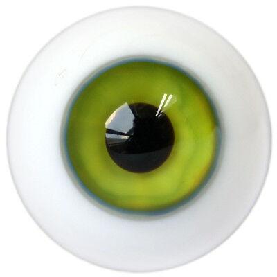 ET73# 16mm Water Green SD DZ DOD LUTS BJD Dollfie Glass Eyes Outfit PF