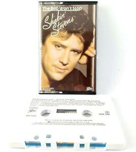 Shakin-Stevens-The-Bop-won-039-t-Stop-Audio-Cassette-Tape-Epic-EPC-4404