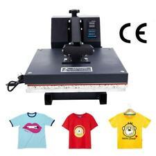 15x15 Digital T Shirt Heat Press Machine Transfer Sublimation Print 1400w 110v