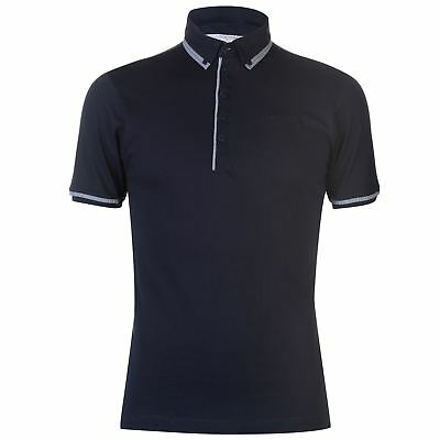 Neuf Polo Manches Longues Homme PIERRE CARDIN Taille Grand Du S au XXL