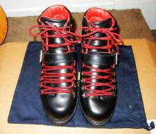 """Polo Ralph Lauren Men's Black Calfskin Jayden Boot sz 10d """"Sold Out Everywhere"""""""