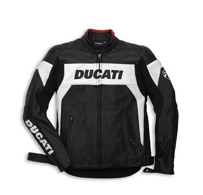 DUCATI Dainese HI TECH 13 Lederjacke Jacke Leather Jacket