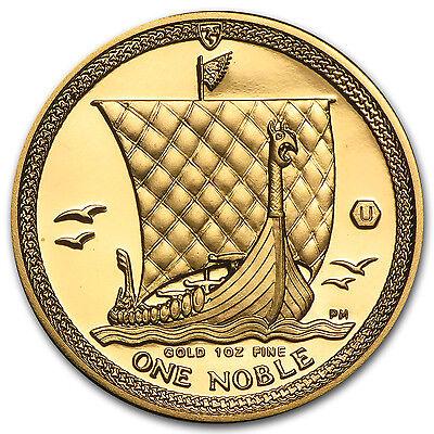 2013 Isle of Man 1 oz Gold Noble BU - 88624