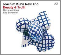 JOACHIM NEW TRIO KÜHN - BEAUTY & TRUTH  CD NEU