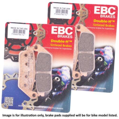 Victory Hammer 2009 EBC Sintered HH Front Brake Pad Set