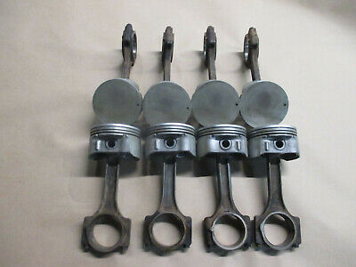 95-97 LT1 5.7 350 Camaro Firebird Stock Connecting Rod Piston Std Bore 2 4 6 8
