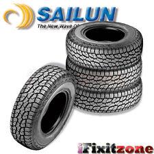 4 Sailun Terramax A/T 4S 275/65/20 126/123R BSW Performance All Terrain Tires