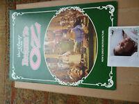Genuine Set Empty Album Walt Disney Return to Oz Wizard Cards Film Total MINT 85
