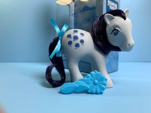 Upside Down My Little Pony x Stranger Things Applejack X 4 Overseas Ship!