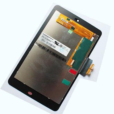 Display Lcd Nero Asus Google Nexus 7 1° Gen Touch Screen 2012 Me 370 ME370T