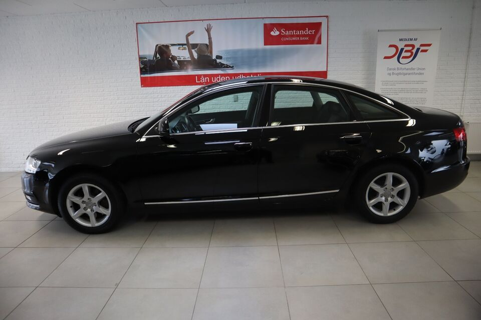 Audi A6 2,0 TDi 170 Multitr. Diesel aut. Automatgear