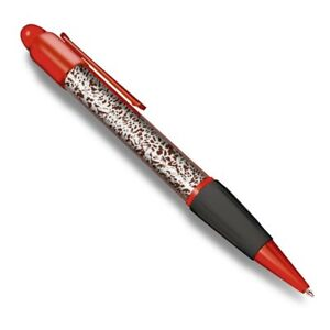 Red-Ballpoint-Pen-Cool-Appaloosa-Horse-Pattern-3046