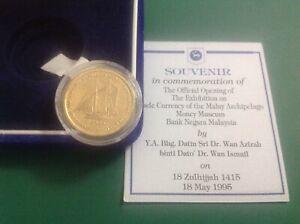 Malaysia-Bank-Negara-BNM-Medallion