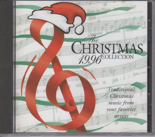 The Christmas 1996 Collection CD (1996) Traditional Christmas Music