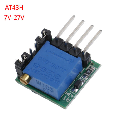 DC3V-15V delay timer timing switch module 1sec~20hours1500mA for relay switchYBF