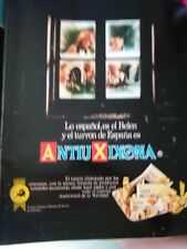 clippings recorte ANUNCIO 1973 turron turrones antiu xixona