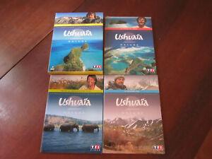 USHUAIA-NATURE-Odyssees-Sauvages-Coffret-3-DVD-dont-2-sous-blister