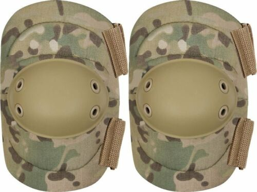 Tactical Elbow Pads Multi-Purpose SWAT Paintball Airsoft Skate Work Sport
