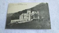 CPA carte postale Cantal / Château de Pestel Coté Est 1908