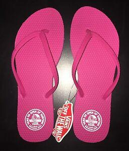 Details zu VANS HANELEI Womens Sandals (NEW) Flip Flops US OPEN OF SURFING HB : UltraCUSH