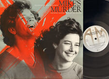 JOE JACKSON Mike´s Murder LP James Bridges Motion Picture SOUNDTRACK