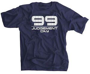 99 Judgement Day T Shirt New York Yankees Pinstripes Aaron Judge