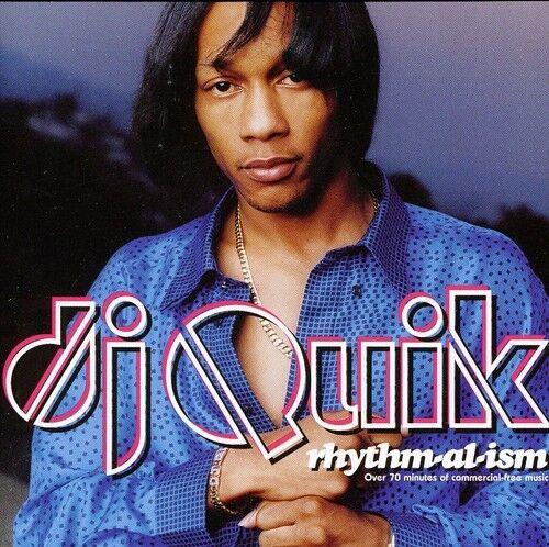 DJ Quik - Rhythm-Al-Ism [New CD] Explicit