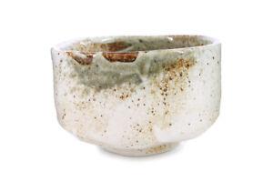 Japanese-Handcrafted-Matcha-Tea-Bowl-Beige-Matcha-Tea-Cup-Ceremony-Yuki-Shino