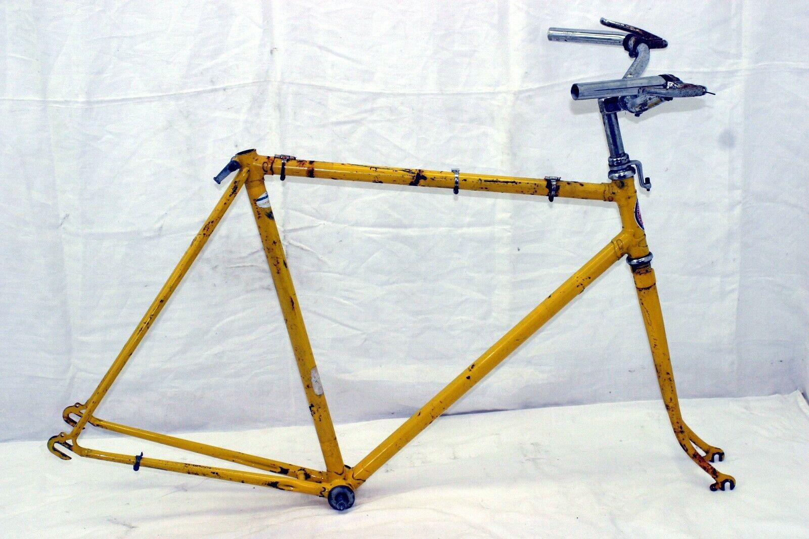 Atala Milano Vintage Cruiser Bike Cuadro M 57.5cm 27  HORQUILLA Auricular acero cahrity