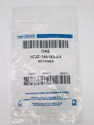 Ford Genuine Parts OEM Factory Wiring Harness Retainer Clip 1C3Z-14A163-AA  | eBayeBay