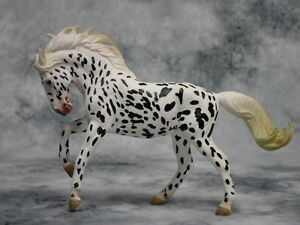 CollectA-NIP-Knabstrupper-Mare-88720-Leopard-Appaloosa-Model-Horse-Toy