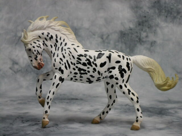 CollectA NIP * Knabstrupper Mare * 88720 Leopard Appaloosa Model Horse Toy