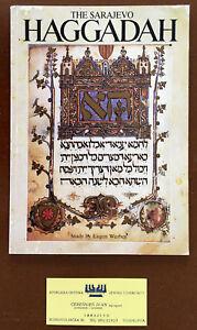 The Sarajevo Haggadah Study By Eugen Werber 1988 Paperback Plus