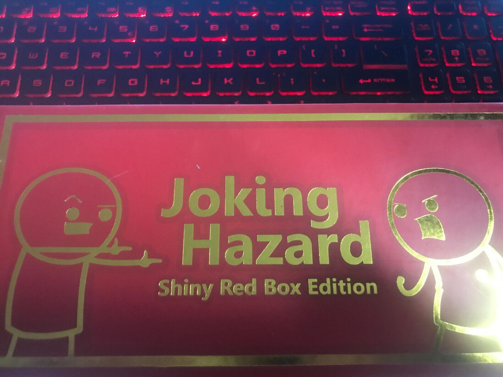 Joking Hazard Shiny rot Box