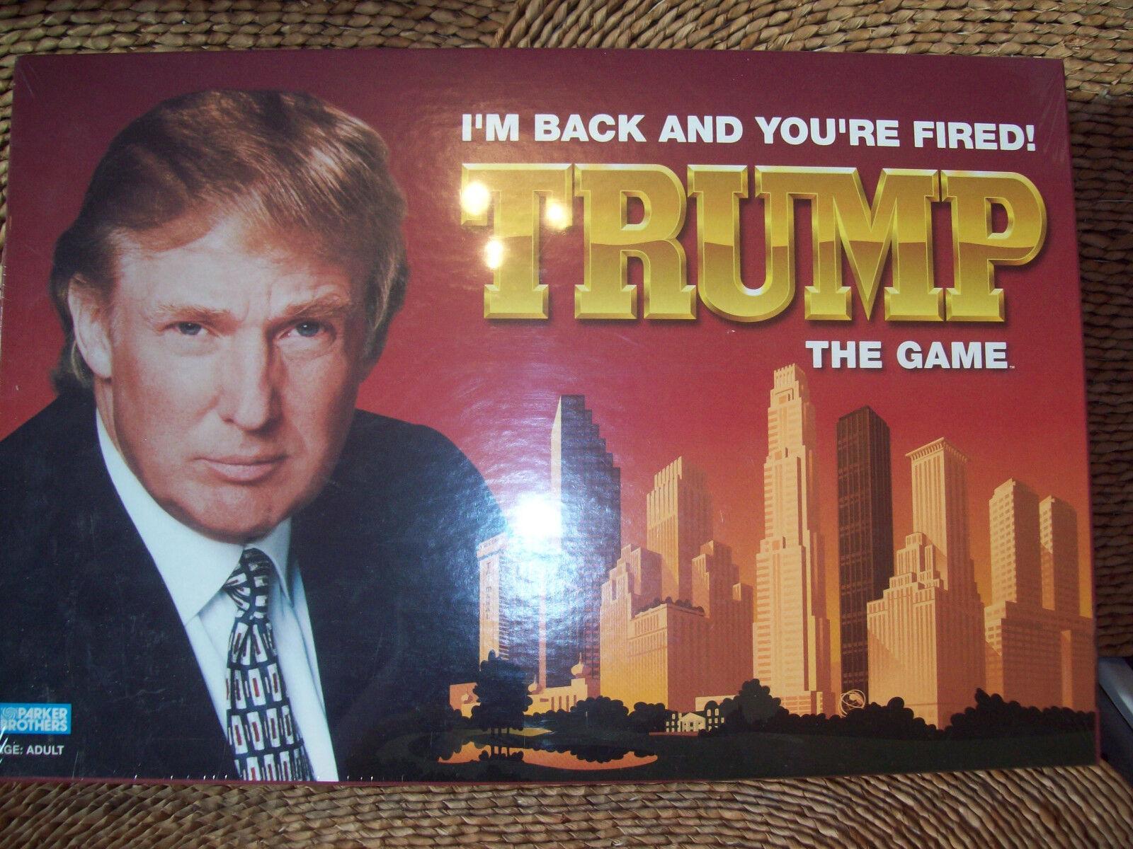 RARE  Trump le Jeu  Je suis de retour et votre feu