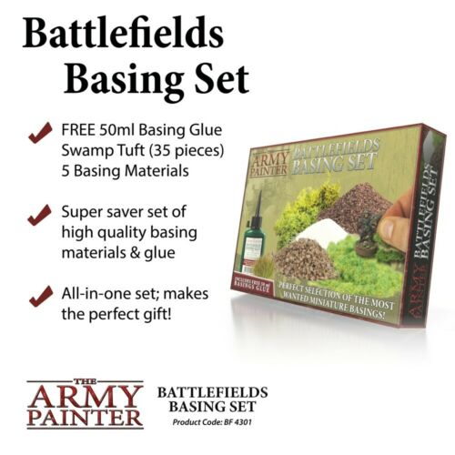 Battlefields basing set The Army Painter BF4301