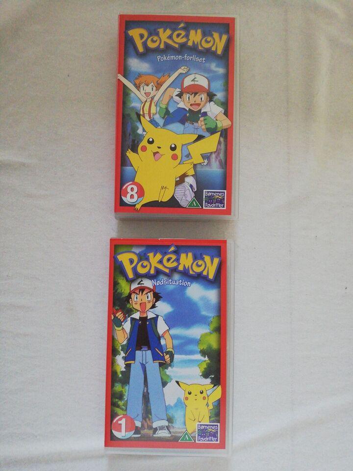 Tegnefilm, Pokémon