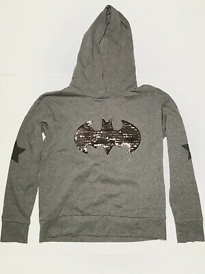 NEW GAP BROWN SPARKLY LOGO HOODIE SIZE 4T 5T