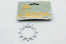 "12T TEETH 1/8"" SPROCKET COG DIAMOND BACK BMX CASSETTE AFFIX FREE-HUB WHEEL HUB"