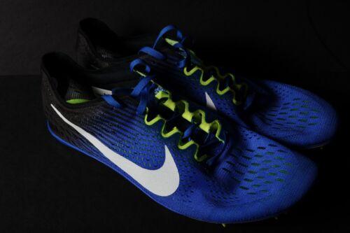 newest collection 573e6 94284 Zoom Victory Black Bluevolt Nike 413 para 11 3 White Pistas Sz 835997  correr dUxwBqA