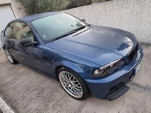 BMW 330CI excellent état restauré, peinture en excellent état aucune bosses