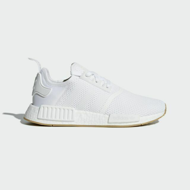 Size 10 - adidas NMD R1 Cloud White 2018