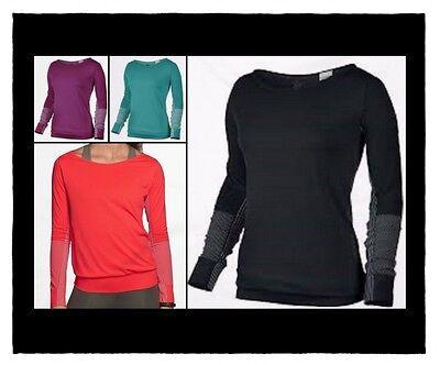 Women's Nike Epic Crew Dri-FIT Knit Running Long Sleeve Shirt 589296 NWT $85
