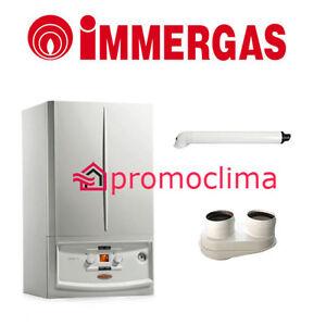 Immergas caldaia a condensazione victrix exa 24 kw camera for Caldaia immergas victrix exa 24 kw