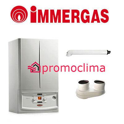 Caldaia condensazione immergas victrix exa 28 kw erp for Caldaia immergas victrix exa 24 kw