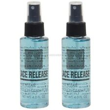 (2x) WALKER LACE RELEASE 4oz SPRAY HAIR EXTENSION TAPE WIG ADHESIVE GLUE REMOVER